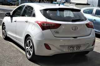 2015 Hyundai i30 GD3 Series II MY16 Active X Silver 6 Speed Sports Automatic Hatchback