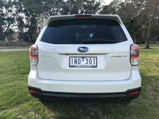 2018 Subaru Forester MY18 2.5I-L White Continuous Variable Wagon