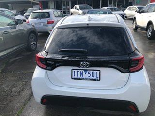 Yaris SX 1.5L Petrol Auto CVT 5 Door Hatch.
