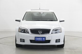 2017 Holden Caprice WN II MY17 V White 6 Speed Sports Automatic Sedan.