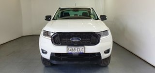 2021 Ford Ranger PX MkIII 2021.75MY FX4 Arctic White 10 Speed Sports Automatic Double Cab Pick Up