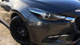 2018 Mazda 3 BN5236 SP25 SKYACTIV-MT GT Grey 6 Speed Manual Sedan.