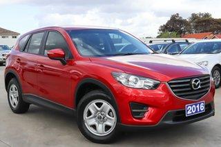 2016 Mazda CX-5 KE1072 Maxx Red 6 Speed Manual Wagon