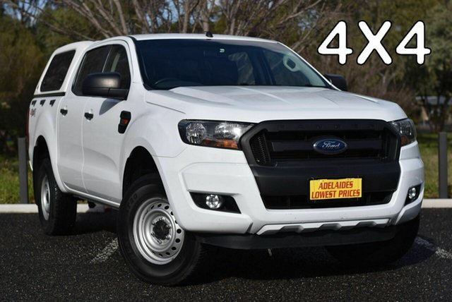 Used Ford Ranger PX MkII XL Morphett Vale, 2017 Ford Ranger PX MkII XL White 6 Speed Sports Automatic Utility