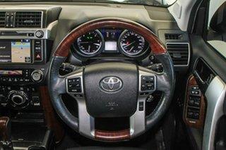 2013 Toyota Landcruiser Prado KDJ150R MY14 Kakadu Crystal Pearl 5 Speed Sports Automatic Wagon