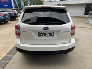 2013 Subaru Forester MY13 2.5I-S White Continuous Variable Wagon