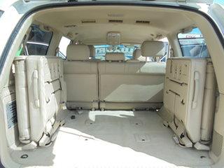 2004 Toyota Landcruiser UZJ100R Kakadu White 5 Speed Automatic Wagon