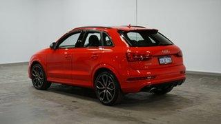 2016 Audi RS Q3 8U MY17 performance S Tronic Quattro Misano Red 7 Speed Sports Automatic Dual Clutch.