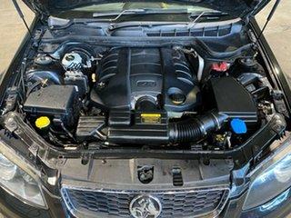 2011 Holden Commodore VE II MY12 SS V Sportwagon Black 6 Speed Sports Automatic Wagon