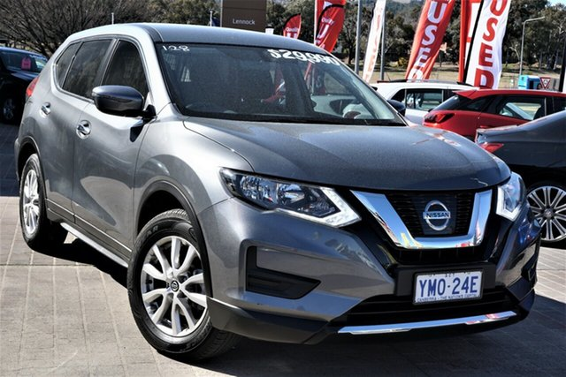 Used Nissan X-Trail T32 ST X-tronic 2WD Phillip, 2017 Nissan X-Trail T32 ST X-tronic 2WD Grey 7 Speed Constant Variable Wagon