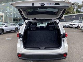 2019 Toyota Kluger GSU55R GXL AWD Pearl White 8 Speed Sports Automatic Wagon