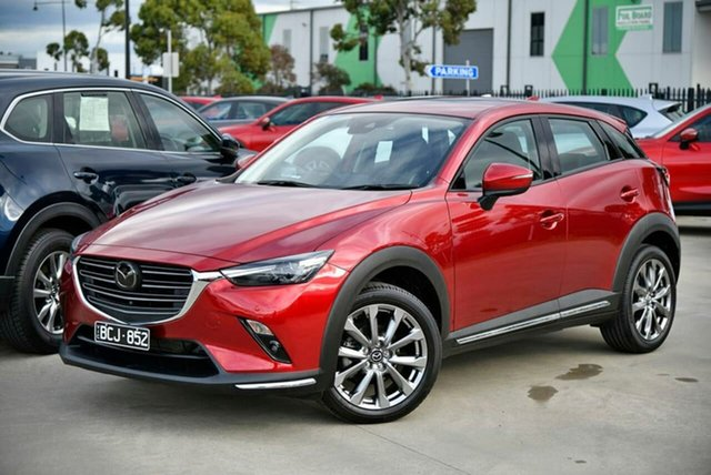 Used Mazda CX-3 DK2W7A Akari SKYACTIV-Drive FWD LE Pakenham, 2019 Mazda CX-3 DK2W7A Akari SKYACTIV-Drive FWD LE Red 6 Speed Sports Automatic Wagon