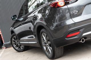 2021 Mazda CX-9 TC GT SKYACTIV-Drive i-ACTIV AWD Machine Grey 6 Speed Sports Automatic Wagon