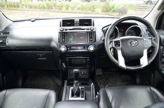 2016 Toyota Landcruiser Prado Grey Automatic