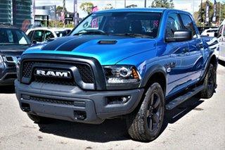 2020 Ram 1500 Warlock SWB Hydro Blue Pearl 8 Speed Automatic Utility