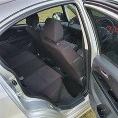 2007 Suzuki SX4 GYC S Silver 4 Speed Automatic Sedan