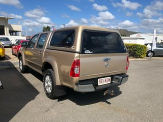 2008 Holden Rodeo RA MY08 LT Crew Cab Gold 5 Speed Manual Utility