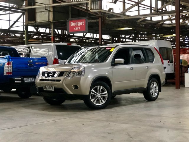 Used Nissan X-Trail T31 Series V ST Mile End South, 2013 Nissan X-Trail T31 Series V ST Gold 1 Speed Constant Variable Wagon