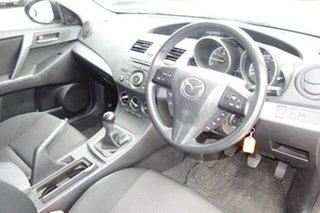 2012 Mazda 3 BL10F2 Neo Red 6 Speed Manual Sedan