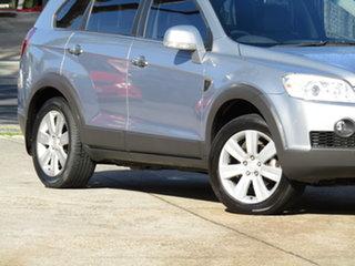 2009 Holden Captiva CG MY09 LX AWD Active Grey 5 Speed Sports Automatic Wagon.