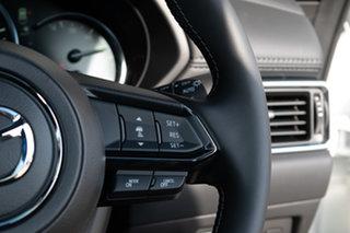 2021 Mazda CX-5 KF4WLA Akera SKYACTIV-Drive i-ACTIV AWD Snowflake White Pearl 6 Speed