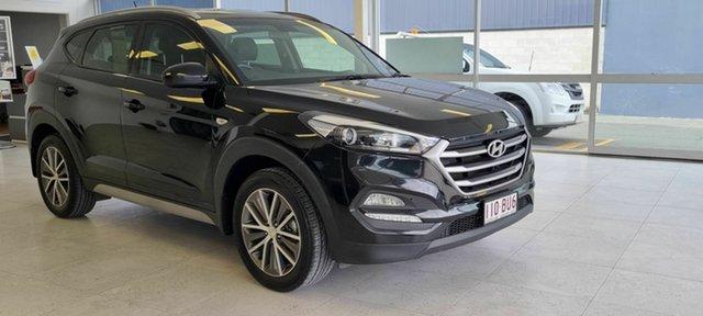 Used Hyundai Tucson Beaudesert, 2017 Hyundai Tucson Black 6 Speed 6 SP Auto Active Select Wagon