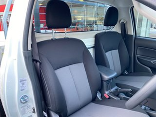2021 Mitsubishi Triton MR MY22 GLX 4x2 White 6 Speed Manual Cab Chassis