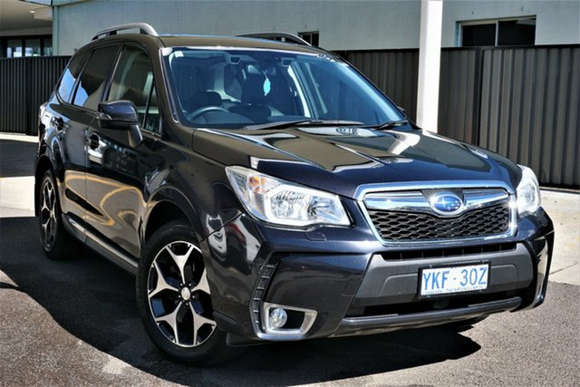 Used Subaru Forester S4 MY14 XT Lineartronic AWD Premium Phillip, 2014 Subaru Forester S4 MY14 XT Lineartronic AWD Premium Grey 8 Speed Constant Variable Wagon