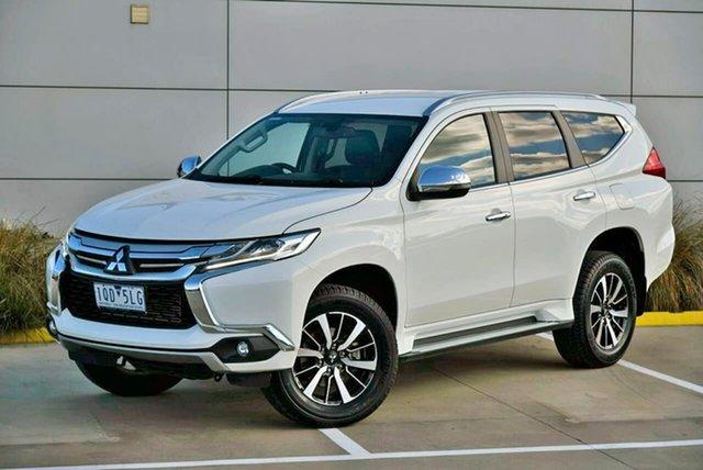 Used Mitsubishi Pajero Sport QE MY19 GLS Pakenham, 2019 Mitsubishi Pajero Sport QE MY19 GLS White 8 Speed Sports Automatic Wagon