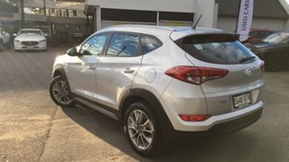 2017 Hyundai Tucson TL MY18 Active X 2WD Billet Silver 6 Speed Sports Automatic Wagon.