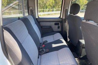 2014 Nissan Navara ST-R D22 S5 White 5 Speed Manual Dual Cab
