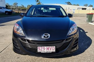 2010 Mazda 3 BL10F1 Neo Activematic Black 5 Speed Sports Automatic Hatchback
