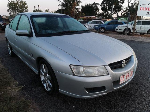 Used Holden Commodore VZ Executive Pinelands, 2004 Holden Commodore VZ Executive Silver 4 Speed Automatic Sedan
