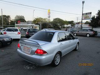 2007 Mitsubishi Lancer CJ ES Silver 5 Speed Manual Sedan