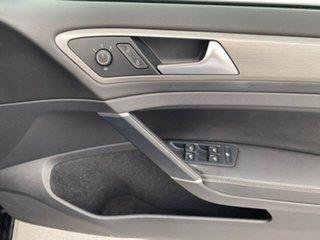 2014 Volkswagen Golf VII MY15 90TSI DSG Comfortline Black 7 Speed Sports Automatic Dual Clutch