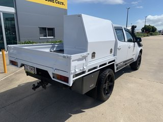 2017 Holden Colorado RG MY18 LS Pickup Crew Cab White/290518 6 Speed Sports Automatic Utility.