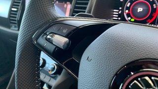 2021 Skoda Kodiaq NS MY21 132TSI DSG Sportline Silver 7 Speed Sports Automatic Dual Clutch Wagon