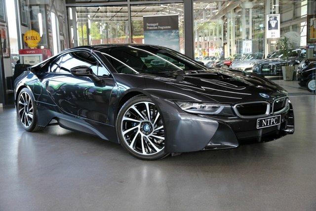 Used BMW i8 I12 AWD North Melbourne, 2016 BMW i8 I12 AWD Grey 6 Speed Automatic Coupe Hybrid