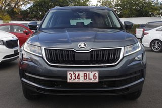 2017 Skoda Kodiaq NS MY17 132TSI DSG Grey 7 Speed Sports Automatic Dual Clutch Wagon.