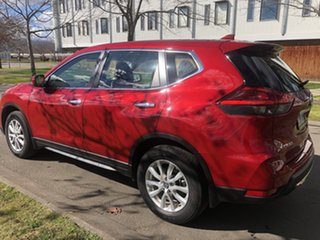 2020 Nissan X-Trail T32 MY21 ST X-tronic 2WD Ruby Red 7 Speed Constant Variable Wagon