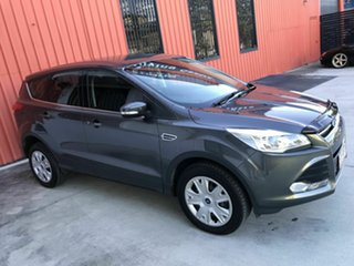 2016 Ford Kuga TF MY16.5 Ambiente 2WD Grey 6 Speed Sports Automatic Wagon