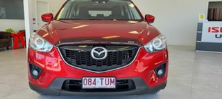 2013 Mazda CX-5 Red Wagon