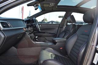 2016 Kia Optima JF MY17 GT Grey 6 Speed Sports Automatic Sedan.