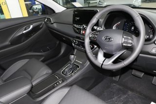 2021 Hyundai i30 PD.V4 MY21 Elite Blue 6 Speed Sports Automatic Hatchback