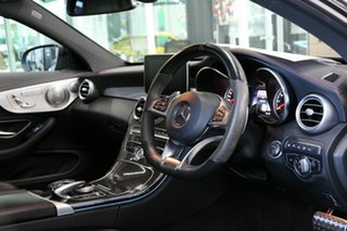 2018 Mercedes-Benz C-Class C205 808MY C43 AMG 9G-Tronic 4MATIC Grey 9 Speed Sports Automatic Coupe.