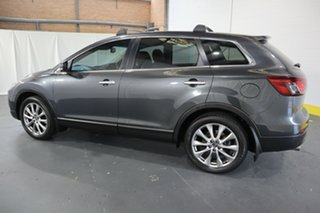 2014 Mazda CX-9 TB10A5 Grand Touring Activematic AWD Black 6 Speed Sports Automatic Wagon.