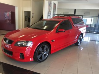 2012 Holden Ute VE II SV6 Thunder Red 6 Speed Sports Automatic Utility