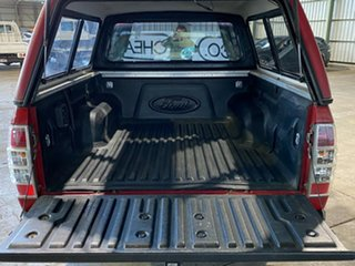 2011 Ford Ranger PK XLT Crew Cab Red 5 Speed Automatic Utility