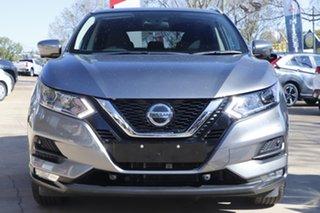 2019 Nissan Qashqai J11 Series 3 MY20 ST-L X-tronic Grey 1 Speed Constant Variable Wagon.