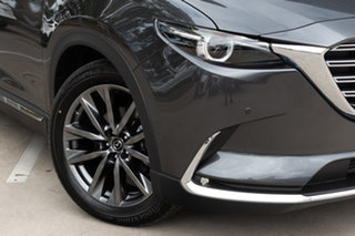 2021 Mazda CX-9 TC GT SKYACTIV-Drive i-ACTIV AWD Machine Grey 6 Speed Sports Automatic Wagon.